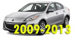 Защита картера двигателя для Mazda 3 2009-2013