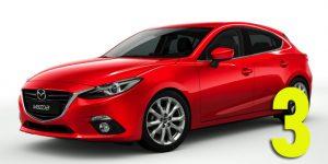 Фаркопы для Mazda 3