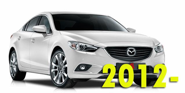 Защита картера двигателя для Mazda 6 2012-