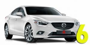 Фаркопы для Mazda 6