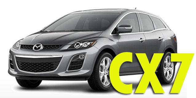 Фаркопы для Mazda CX-7