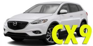Фаркопы для Mazda CX-9