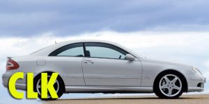 Фаркопы для Mercedes-Benz CLK