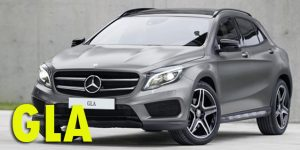 Фаркопы для Mercedes-Benz GLA