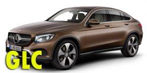 Фаркопы для Mercedes-Benz GLC