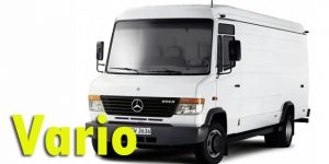 Фаркопы для Mercedes-Benz Vario