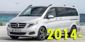 Защита картера двигателя для Mercedes-Benz Vito 2014-