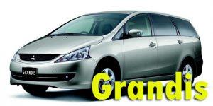 Фаркопы для Mitsubishi Grandis