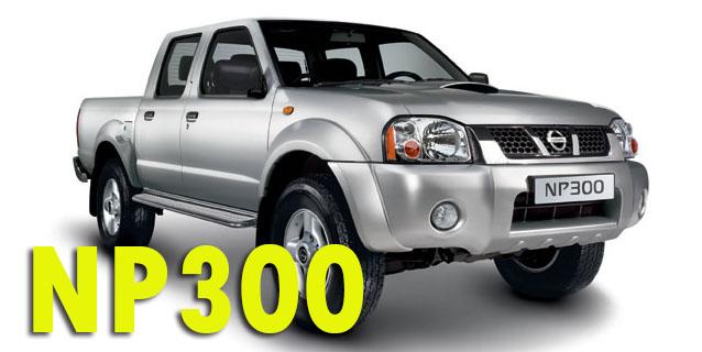 Фаркопы для Nissan NP300