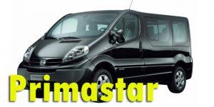 Фаркопы для Nissan Primastar