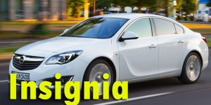 Фаркопы для Opel Insignia