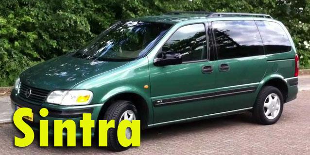 Фаркопы для Opel Sintra