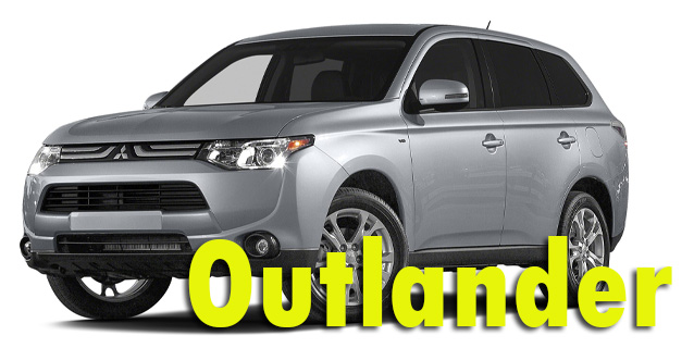 Фаркопы для Mitsubishi Outlander