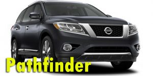 Фаркопы для Nissan Pathfinder