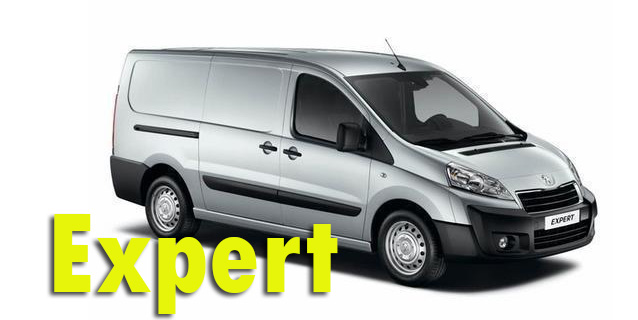 Фаркопы для Peugeot Expert