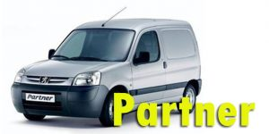 Фаркопы для Peugeot Partner