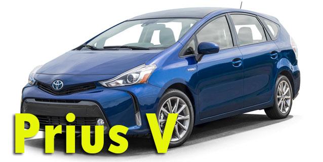 Фаркопы для Toyota Prius V 2011-