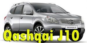 Защита картера двигателя для Nissan Qashqai J10 2007-2014