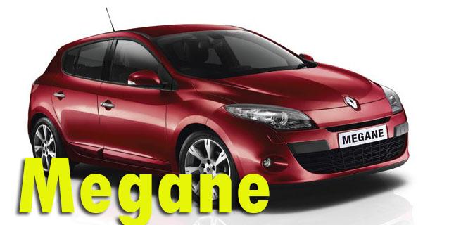 Фаркопы для Renault Megane