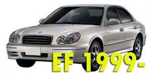 Защита картера двигателя для Hyundai Sonata EF 1999-2005