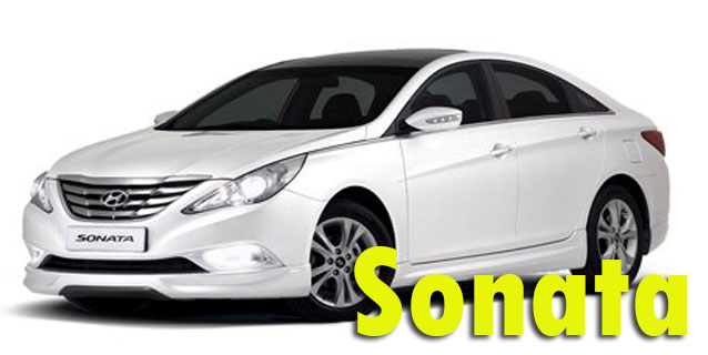 Фаркопы для Hyundai Sonata