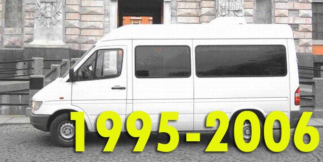 Защита картера двигателя для Mercedes-Benz Sprinter 1995-2006