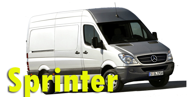Фаркопы для Mercedes-Benz Sprinter