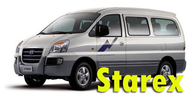 Фаркопы для Hyundai Starex
