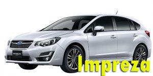 Фаркопы для Subaru Impreza