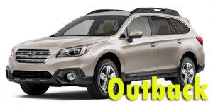 Фаркопы для Subaru Outback