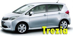 Фаркопы для Subaru Trezia