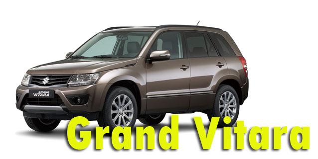 Фаркопы для Suzuki Grand Vitara