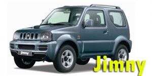 Фаркопы для Suzuki Jimny