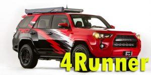 Фаркопы для Toyota 4Runner