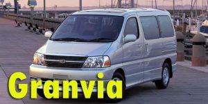 Фаркопы для Toyota Granvia