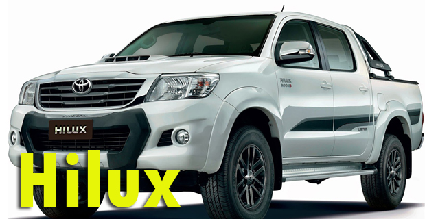 Кунги для Toyota Hilux
