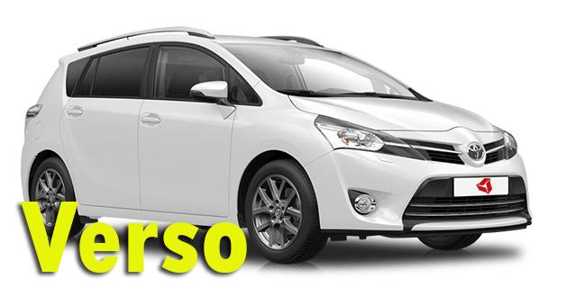 Фаркопы для Toyota Verso