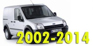 Защита картера двигателя для Ford Transit Connect 2002-2014