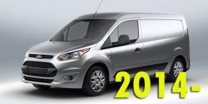 Защита картера двигателя для Ford Transit Connect 2014-