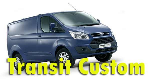 Защита картера двигателя для Ford Transit Custom