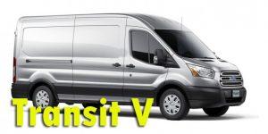 Защита картера двигателя для Ford Transit V 2014-