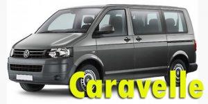 Фаркопы для Volkswagen Caravelle