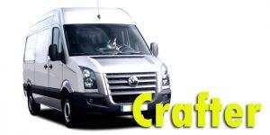 Фаркопы для Volkswagen Crafter