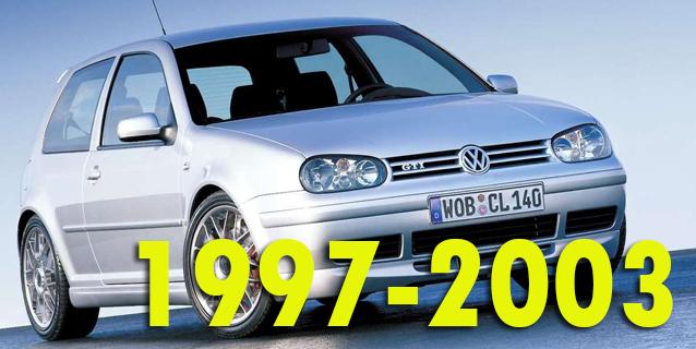 Фаркопы для Volkswagen Golf 1997-2003