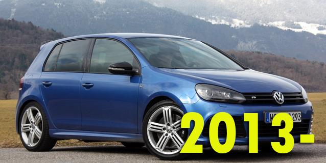 Фаркопы для Volkswagen Golf 2013-