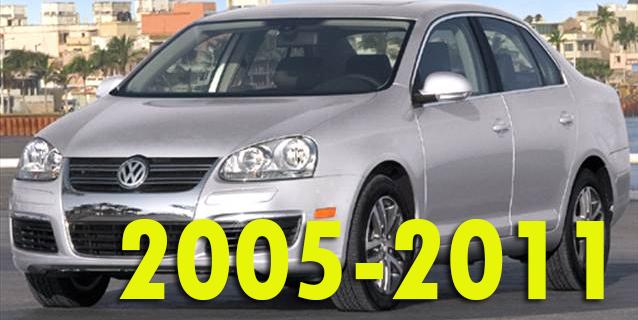 Фаркопы для Volkswagen Jetta 2005-2011