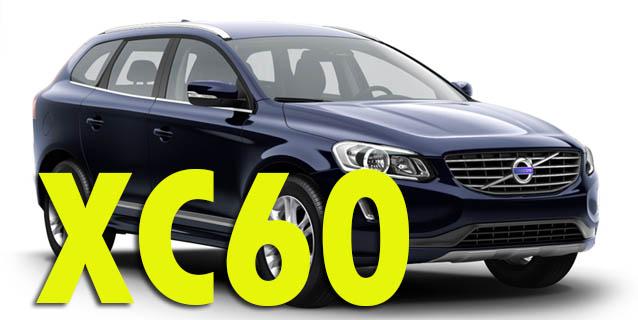 Фаркопы для Volvo XC60