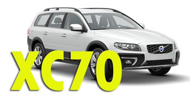 Фаркопы для Volvo XC70