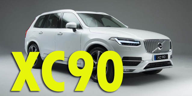Фаркопы для Volvo XC90