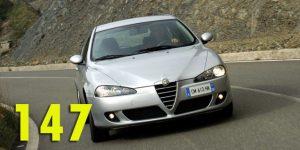 Защита картера двигателя для Alfa Romeo 147